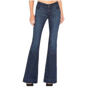 J BRAND LoveStory Blue Jeans